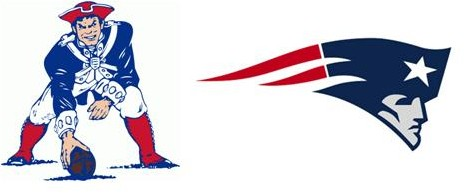 New England Patriots Logo Design The Bottom Line