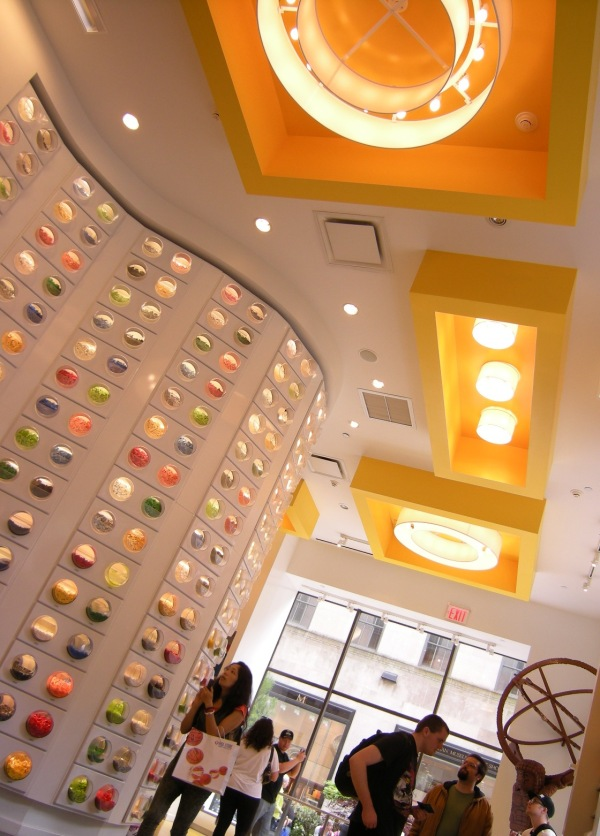 LEGO Store King of Prussia – Design & the Bottom Line