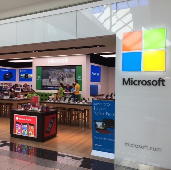Microsoft Storefront