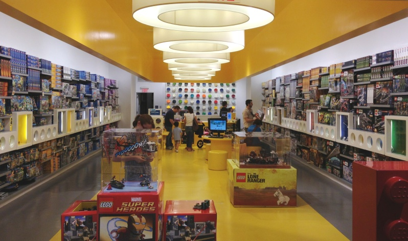Lego Store - King of Prussia