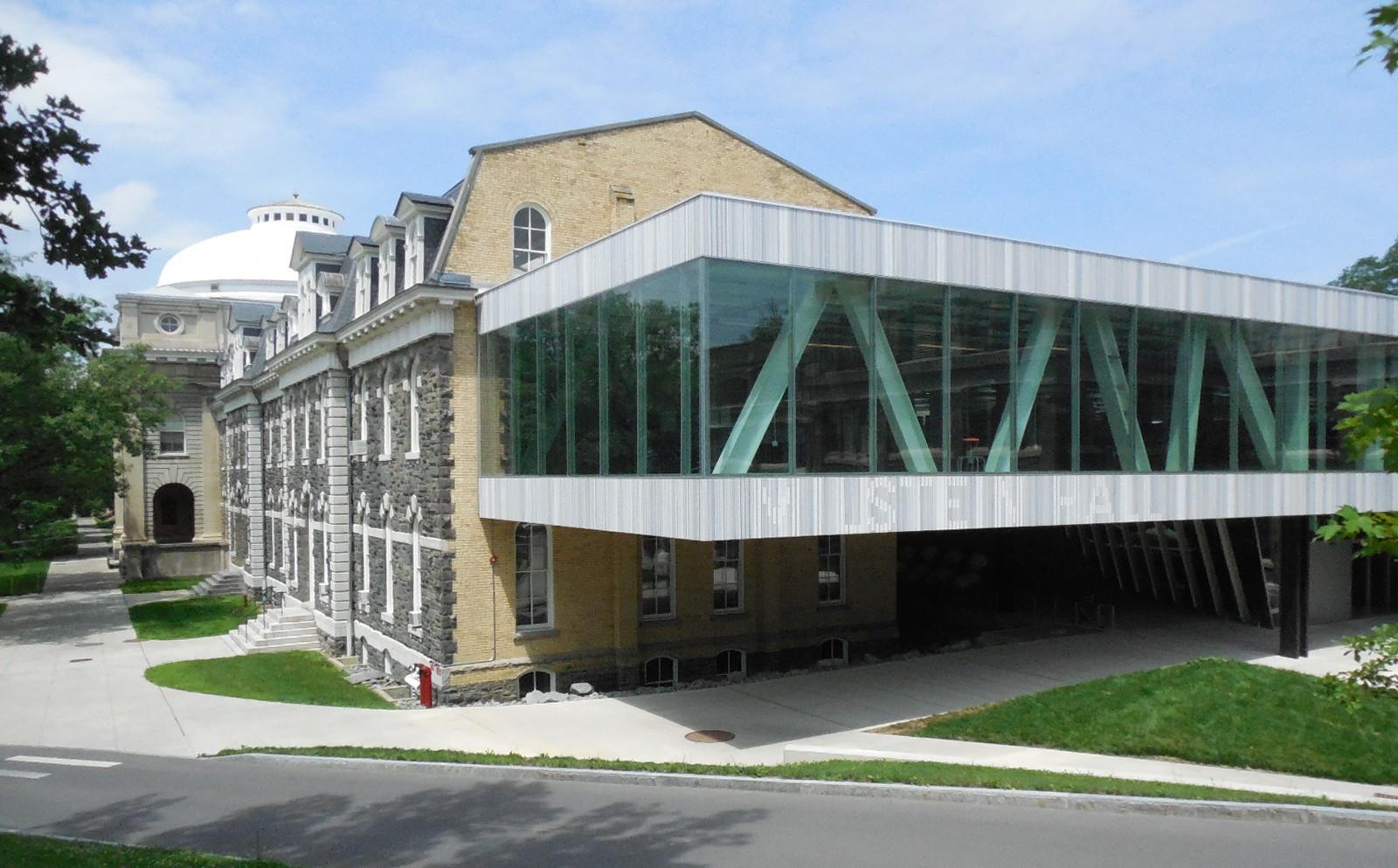 Legible cities fitting outstanding architecture into - Cornell university interior design ...