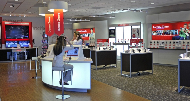 Verizon Wireless Store 2012