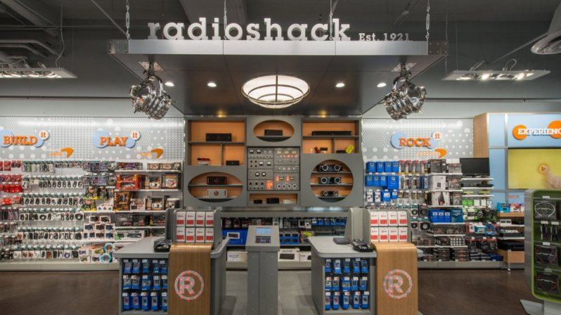 radio-shack Fort Worth Prototytpe